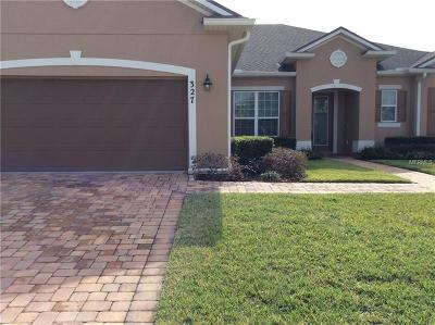 Ocoee Single Family Home For Sale: 327 N Westyn Bay Boulevard