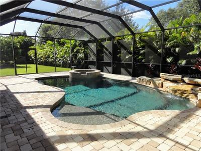Seminole Single Family Home For Sale: 10218 Falcon Terrace