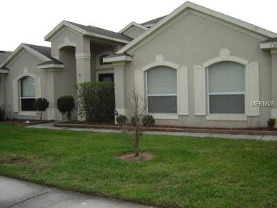 Single Family Home For Sale: 13607 Crystal River Drive