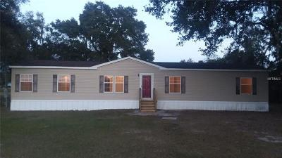 Winter Haven Mobile/Manufactured For Sale: 4809 Rifle Range Road