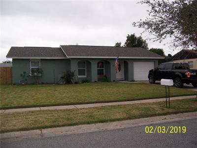Casselberry Single Family Home For Sale: 629 E Helm Way