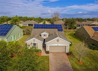 Groveland Single Family Home For Sale: 105 Salt Marsh Lane