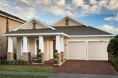Winter Garden Single Family Home For Sale: 15812 Sweet Lemon Way