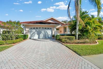 Sarasota Single Family Home For Sale: 5836 Lakeside Woods Circle