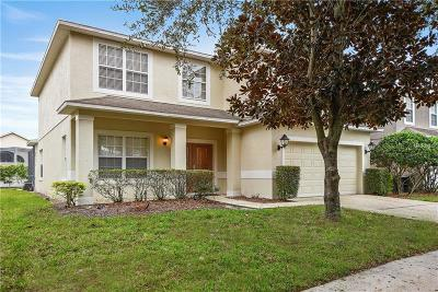 Kissimmee Single Family Home For Sale: 8027 Acadia Estates Court