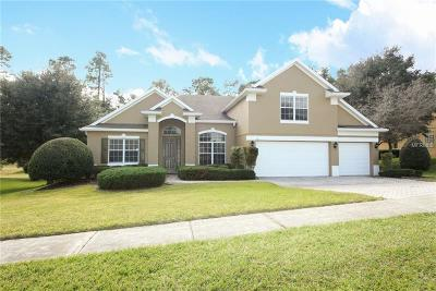 Apopka Single Family Home For Sale: 732 Brookfield Place