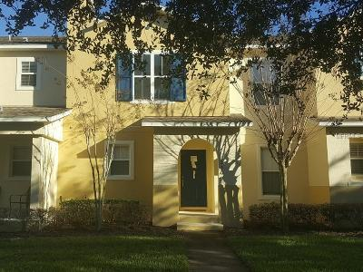 Orlando Townhouse For Sale: 2509 Abey Blanco Drive