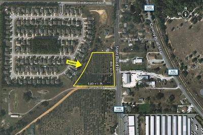 Tavares Residential Lots & Land For Sale: Camp Road