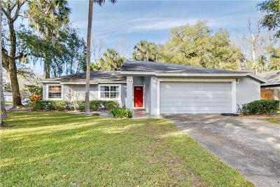 Winter Springs Single Family Home For Sale: 726 Sailfish Road