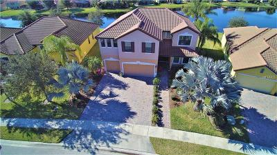 Single Family Home For Sale: 3906 Coastal Breeze Drive
