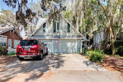 Orlando Duplex For Sale: 637 Woodward Street