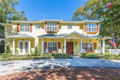 Winter Park Single Family Home For Sale: 261 Spring Lane