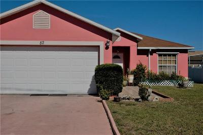 Kissimmee Single Family Home For Sale: 82 Andora Court