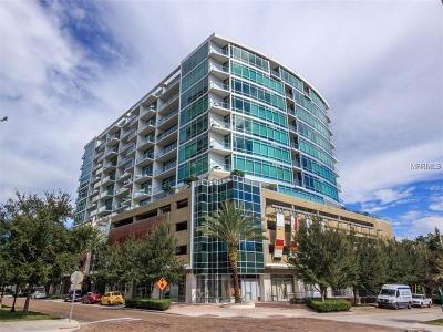 Orlando Condo For Sale: 101 S Eola Drive #806