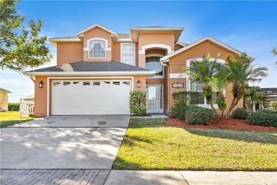 Kissimmee Single Family Home For Sale: 2728 Formosa Boulevard