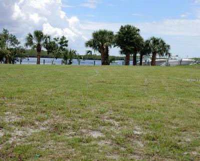 Port Richey Residential Lots & Land For Sale: Harborpointe #LOT 52