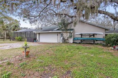 Oviedo Single Family Home For Sale: 3740 Branton Drive
