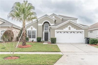 Single Family Home For Sale: 8014 King Palm Circle
