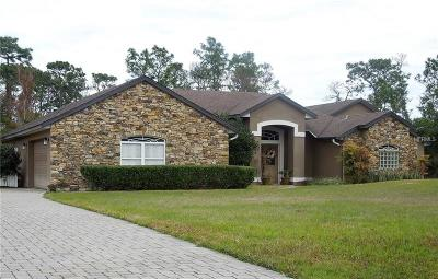 Seminole County Single Family Home For Sale: 1842 Warner Drive