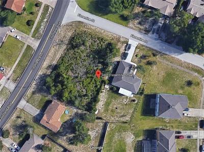 Deltona Residential Lots & Land For Sale: 3401 Florentine Street