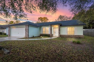 Deland Single Family Home For Sale: 1423 Heather Glen Drive