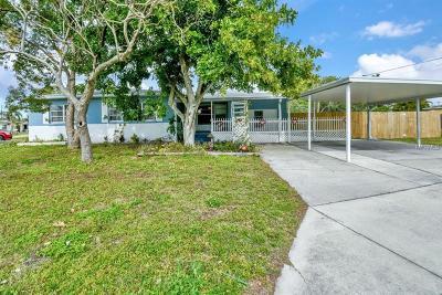 Bradenton Single Family Home For Sale: 1204 Orlando Avenue