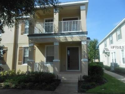 St Cloud, Saint Cloud Condo For Sale: 7124 Forty Banks Road #38C