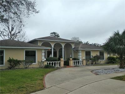 Winter Springs Single Family Home For Sale: 913 Willow Run Lane