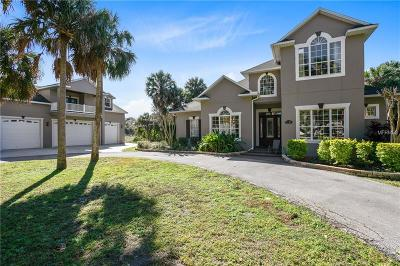Seminole County Single Family Home For Sale: 3725 Lake Harney Circle