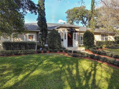 Orlando Single Family Home For Sale: 1235 Wilkinson Street