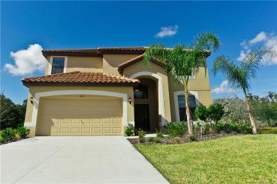 Kissimmee Single Family Home For Sale: 2614 Tranquility Way