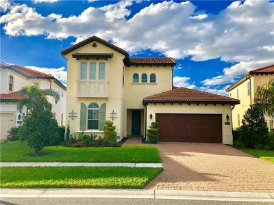 Orlando Single Family Home For Sale: 10799 Royal Cypress Way