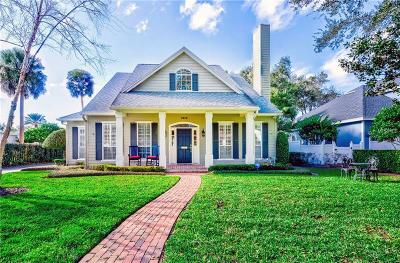 Winter Park Single Family Home For Sale: 1315 Sunset Drive