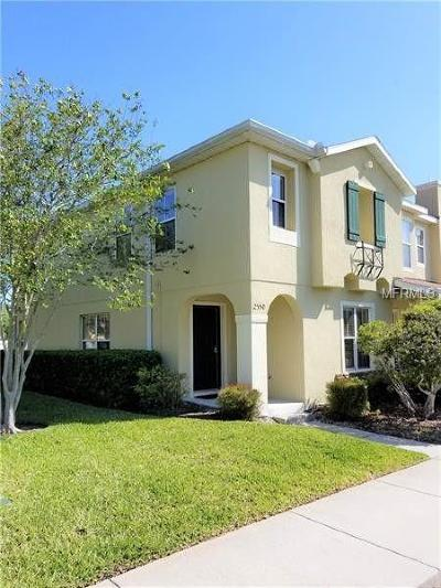 Clearwater Townhouse For Sale: 2550 Sea Wind Way