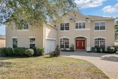 Eustis Single Family Home For Sale: 3242 Cypress Grove Drive