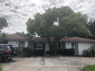 Orlando Multi Family Home For Sale: 3059 Martin Street