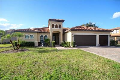 Single Family Home For Sale: 712 Riviera Bella Drive