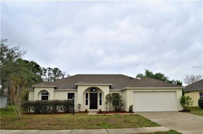Deltona Single Family Home For Sale: 608 Red Mulberry Drive