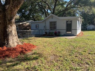 Single Family Home For Sale: 8717 N Ashley Street