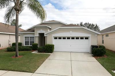 Single Family Home For Sale: 8206 Fan Palm Way