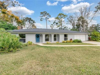 Longwood Single Family Home For Sale: 200 N Timbercove