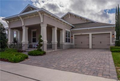 Winter Garden Single Family Home For Sale: 14590 Black Quill Drive