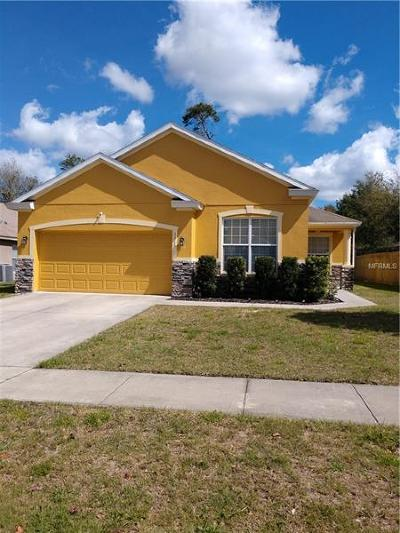 Deltona Single Family Home For Sale: 3315 Heath Drive