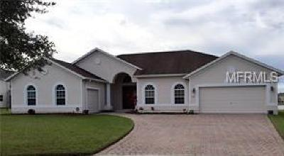 Kissimmee Single Family Home For Sale: 4302 Holly Park Court
