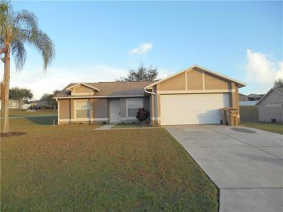 Clermont Single Family Home For Sale: 11644 Roper Boulevard