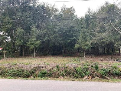 Wildwood Residential Lots & Land For Sale: 0000 Cr 507