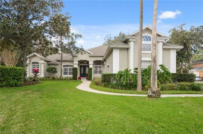 Winter Springs Single Family Home For Sale: 106 Atrium Court