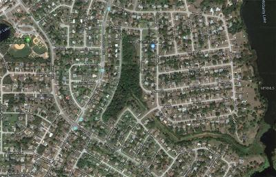 Deltona Residential Lots & Land For Sale: Zinnia Drive