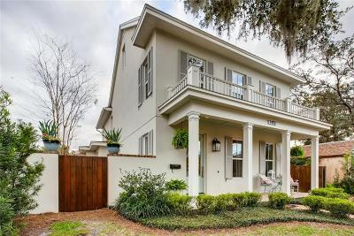 Winter Park Single Family Home For Sale: 1352 Palm Avenue