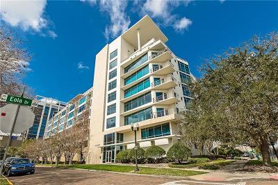 Orlando Condo For Sale: 525 E Jackson Street #302